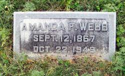 Amanda F. <I>Fenley</I> Webb