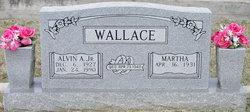 Alvin A Wallace Jr.