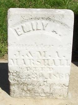 Emily A. Marshall