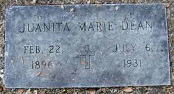 Juanita Marie <I>Loveless</I> Dean