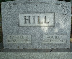 Myrtle May <I>Fasig</I> Hill