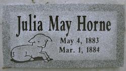 Julia May Horne