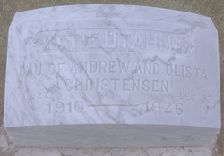 Katie Utahna Christensen
