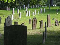 Old Burying Hill Cemetery