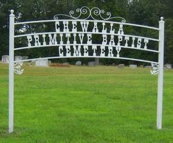 Chewalla Primitive Baptist Church Cemetery