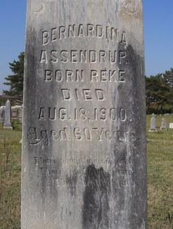 Barnadina <I>Recker</I> Assendrop