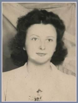 Evelyn Virginia <I>Sealock</I> Dodson