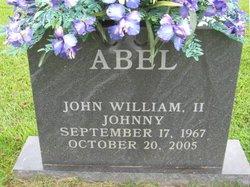 "John William ""Johnny"" Abel, II"