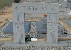 Manda H. Thomley