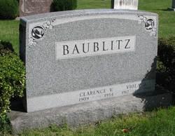Clarence Vernon Baublitz