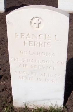 Francis L Ferris