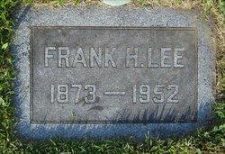 Frank Hood Lee