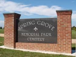 Spring Grove Memorial Park Cemetery