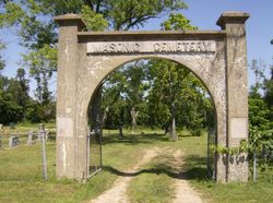 Blackwell Masonic Cemetery