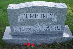 Mia Bell <I>Buckingham</I> Humphrey