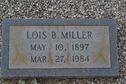 Lois B Miller