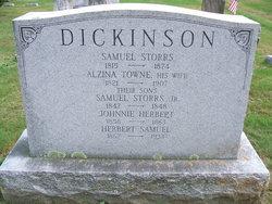 Alzina <I>Towne</I> Dickinson