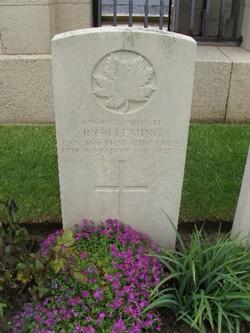 Private Robert Emmet Fleming