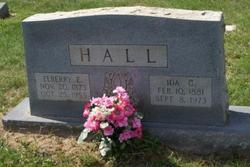 Ida <I>Gorman</I> Hall