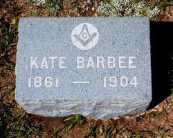 Kate Barbee