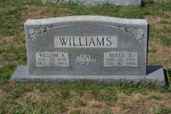 Bertie Alma <I>Smith</I> Williams