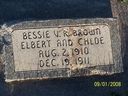 Bessie V.R. Brown