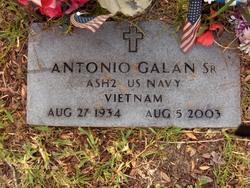 Antonio Galan, Sr