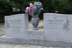 """Carol Patricia """"Pat"""" <I>Johnson</I> Copeland"""