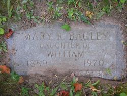 Mary Rosecrans Bagley