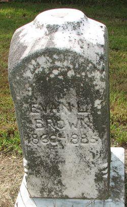 Evan L Brown