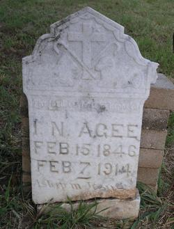 Isaac Newton Agee