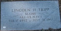 Lincoln H Tripp