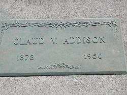 Claud V. Addison