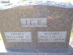 Nellie Florence <I>Shrode</I> Ice