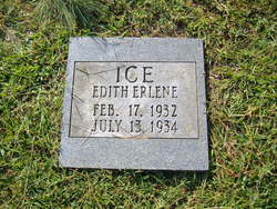 Edith Erlene Ice