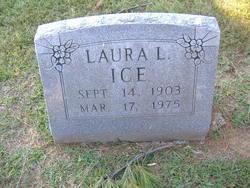 """Laura Luellen """"Lula"""" <I>Young</I> Ice"""