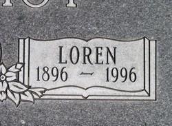 Loren Norman Van Hoy