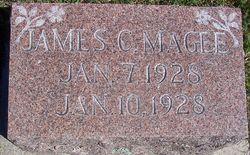 James Curtis Magee