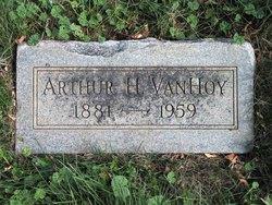 Arthur Hamilton Van Hoy