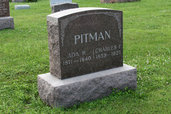 Charles Franklin Pitman