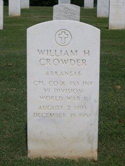William Harvey Crowder