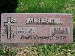 Julia <I>Ruehle</I> Albrecht
