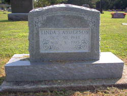 Linda Sue <I>Wise</I> Anderson
