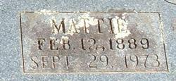 Mattie <I>Price</I> Bowen
