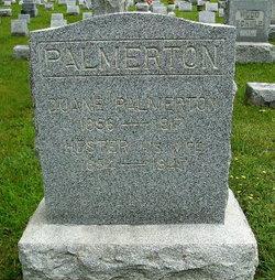 Duane Palmerton