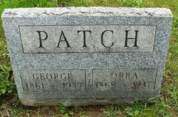 George Patch