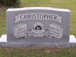 Cora Lee <I>Hatchett</I> Christopher