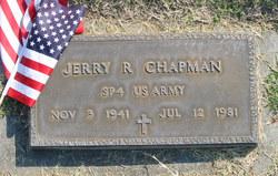 Jerry R. Chapman