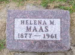 Helena M. <I>Hilbers</I> Maas
