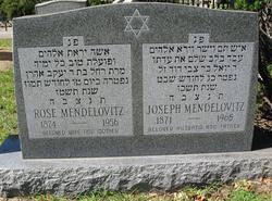 Joseph Mendelovitz